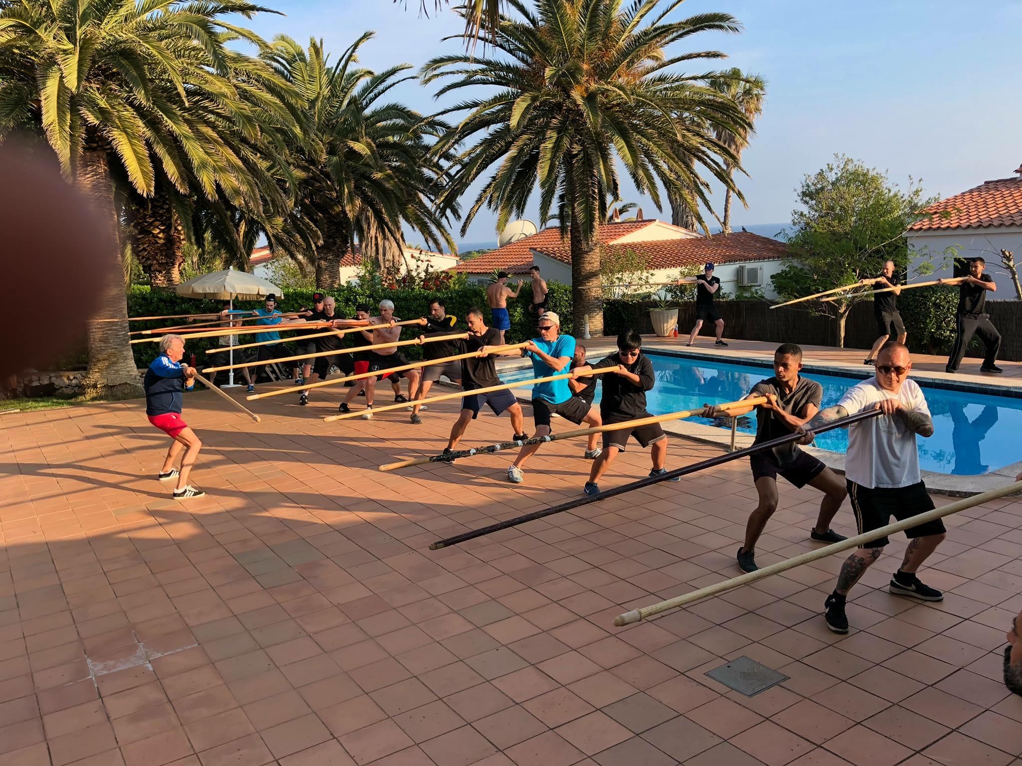 Pole Training - Menorca 2018