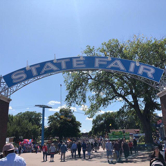 State fair time!