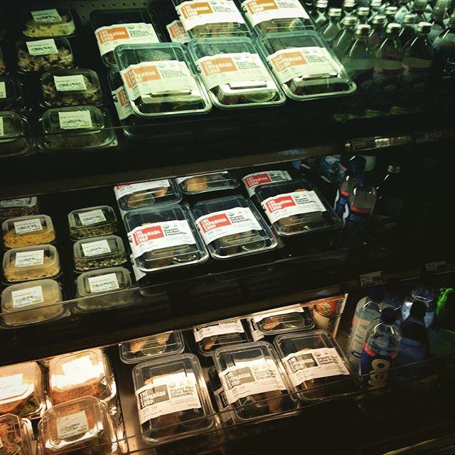 Prime Shelf!! @organicrootsmarket , #organicempanadsa, #grabandgo ,