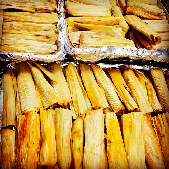 Whole Lotta Tamales, Enjoy!
