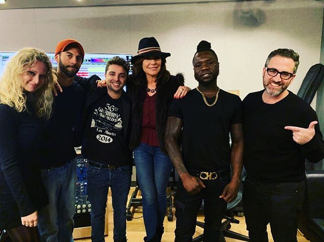 """Go check out  @countessluann latest single """"Feelin' Jovani"""" produced/co-wrote by yours truly. Was a pleasure working on this project with luann and friends @benrimalower @evaelyse_bublick @lovesciencemusic @nfl_dume #therealhousewivesofnewyorkcity #season11 #episode16 airs 6/20 @9pm @bravotv 📺"""