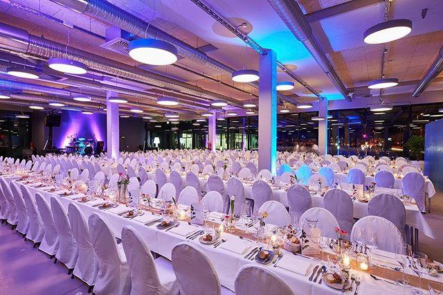 "About last Night. 4-Gang Menü für 300 Gäste in unserem Raum ""Leib&Seele"" #ms #msweitblick #dinner #venue #event #location #menu #eventlocation #veranstaltung #messe #munich #mscatering Photo by @andreasacktun"