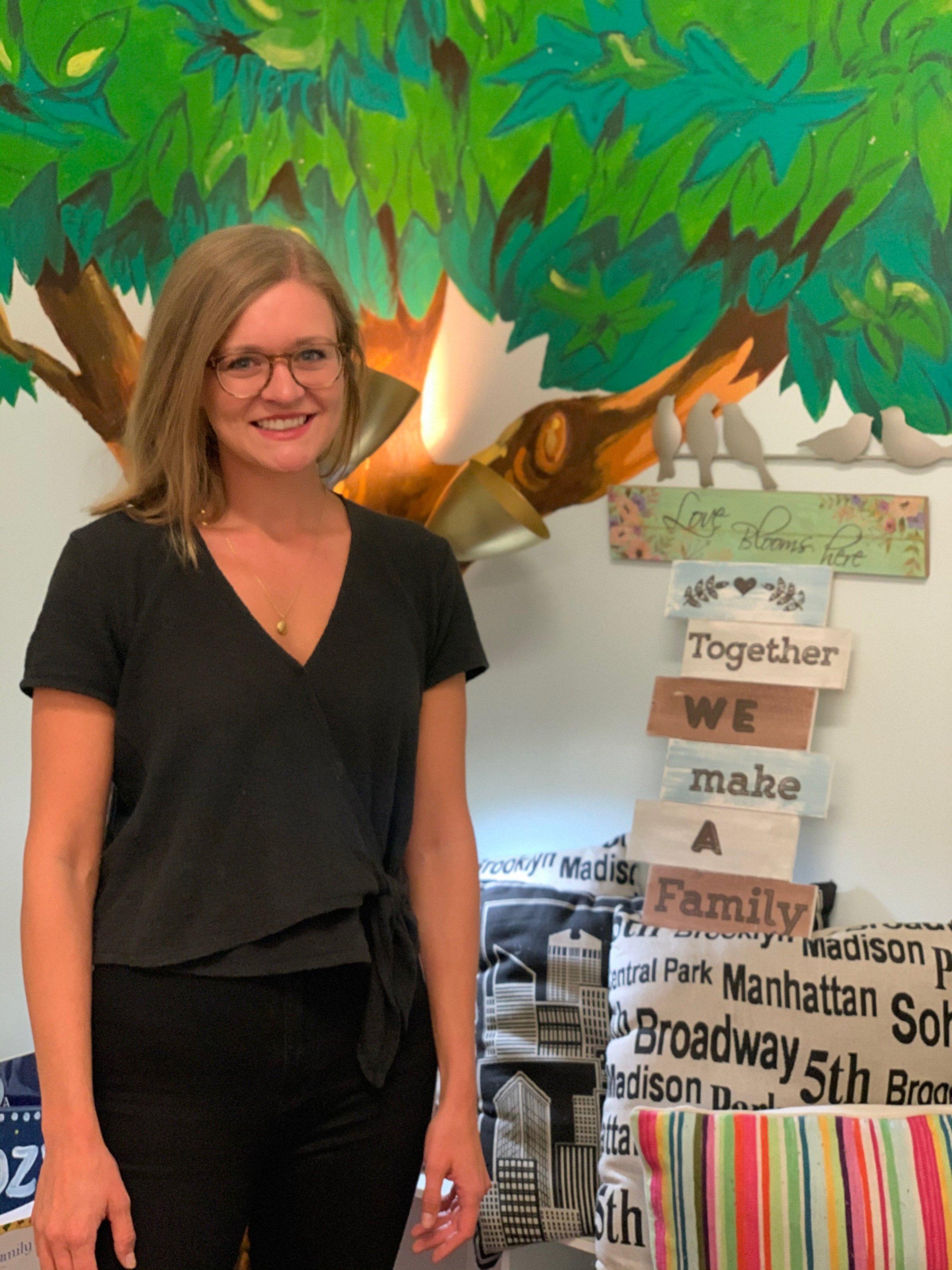 Katy Meyers ERP Resource Teacher