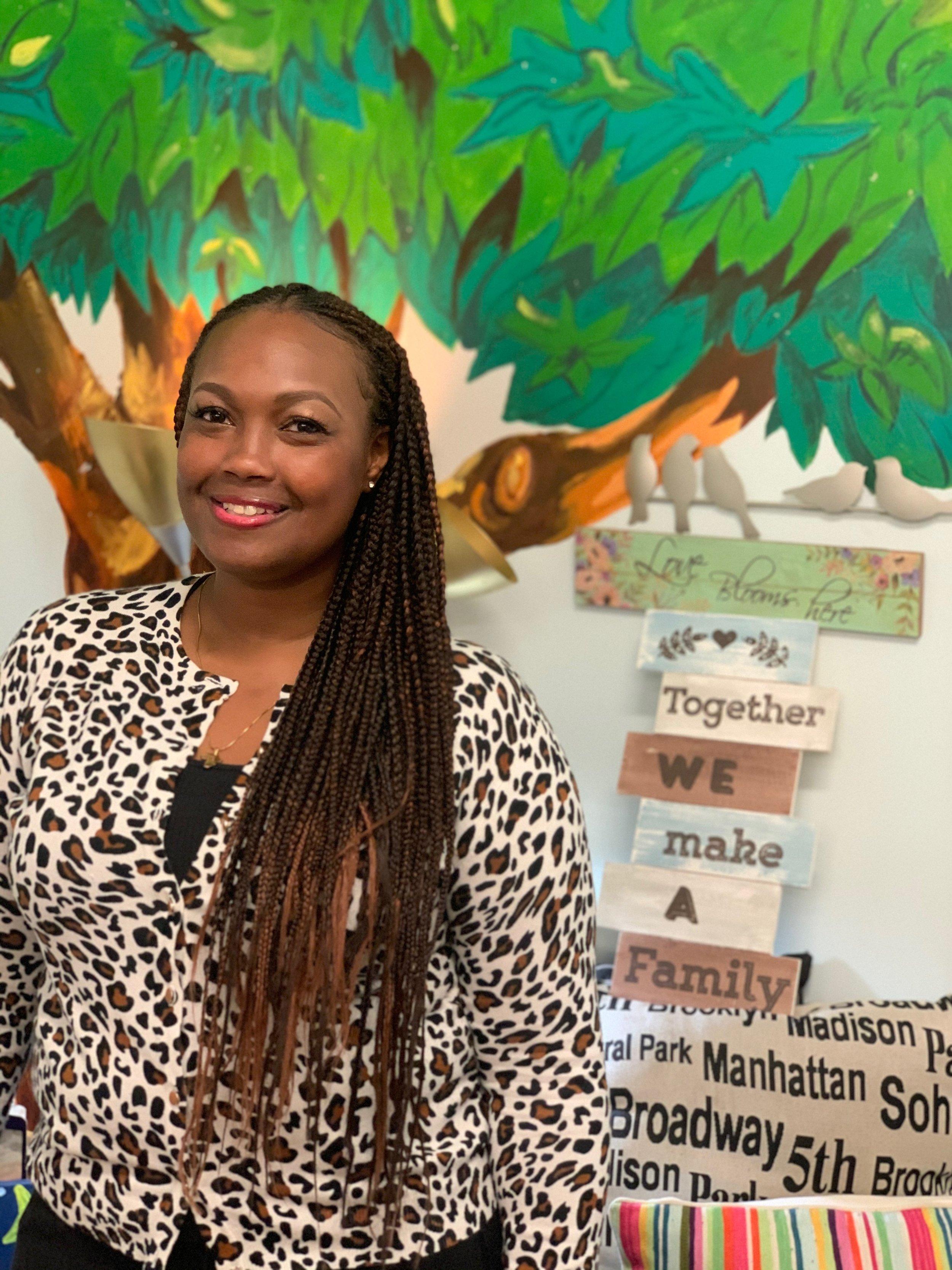 Zenobia Collins Pre-K Lead Teacher