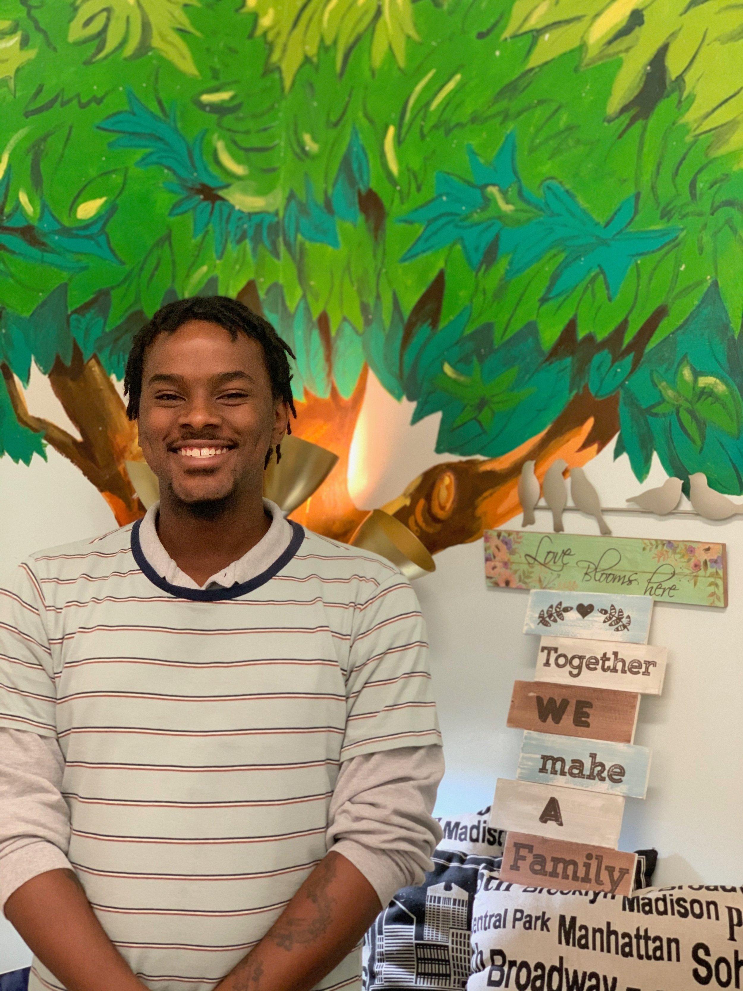 Emmanuel Brown 3-5th Grade Coordinator