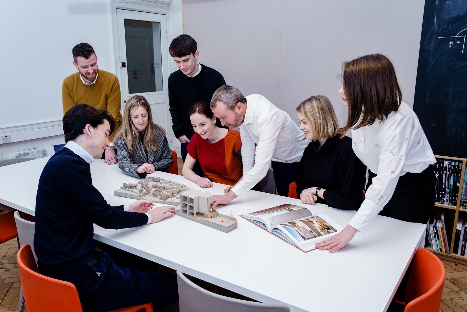 Aughey O' Flaherty Architects. Dublin Ireland.