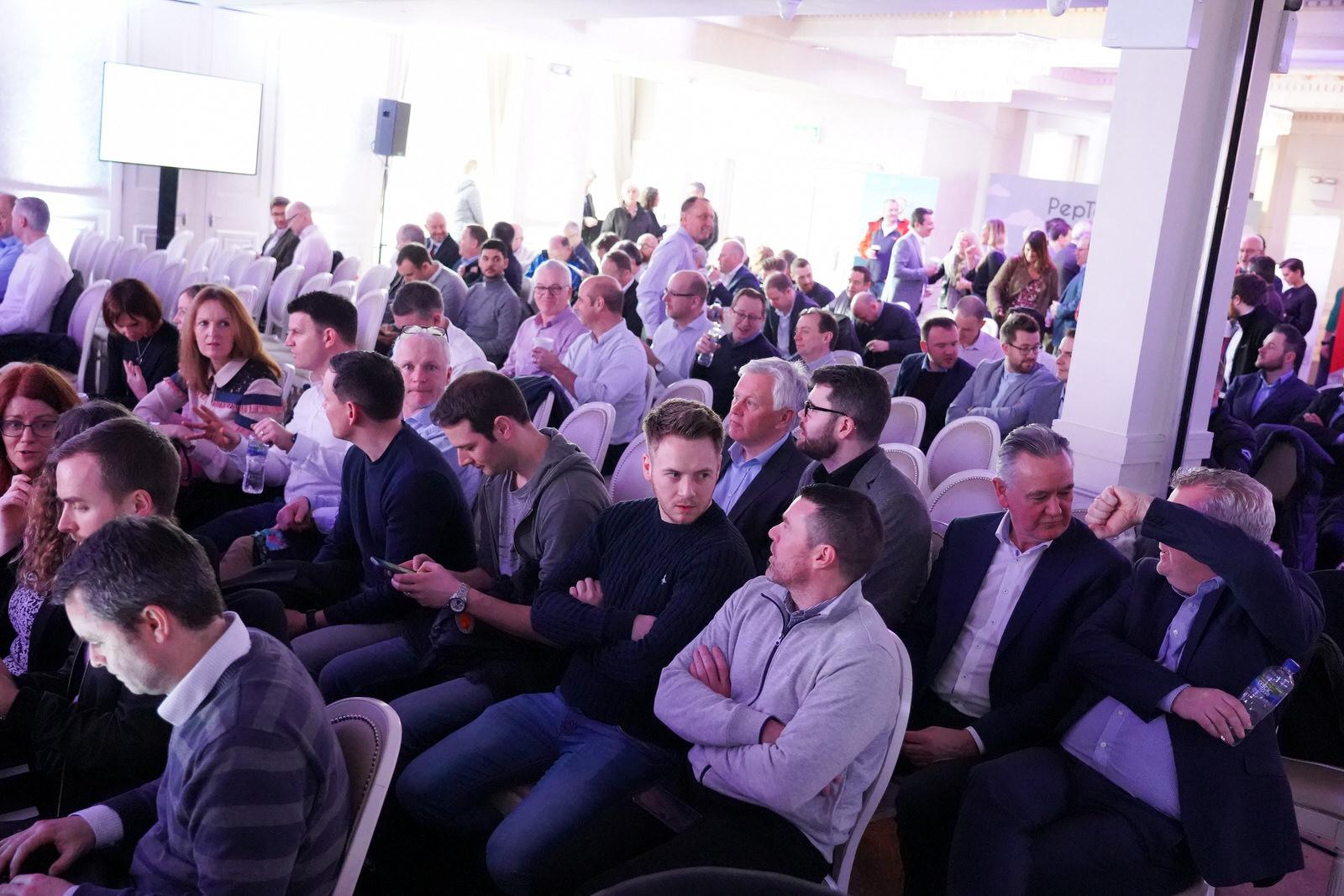 CISCO Ireland Partner Forum 2019 Carlingford Co Louth.