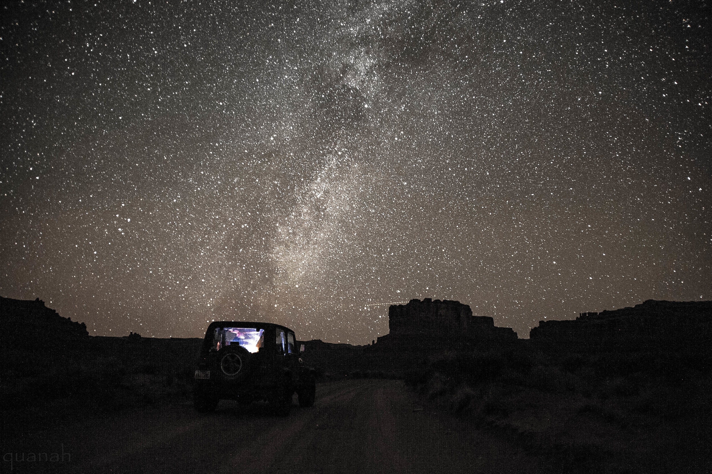 Jeep night Adventures