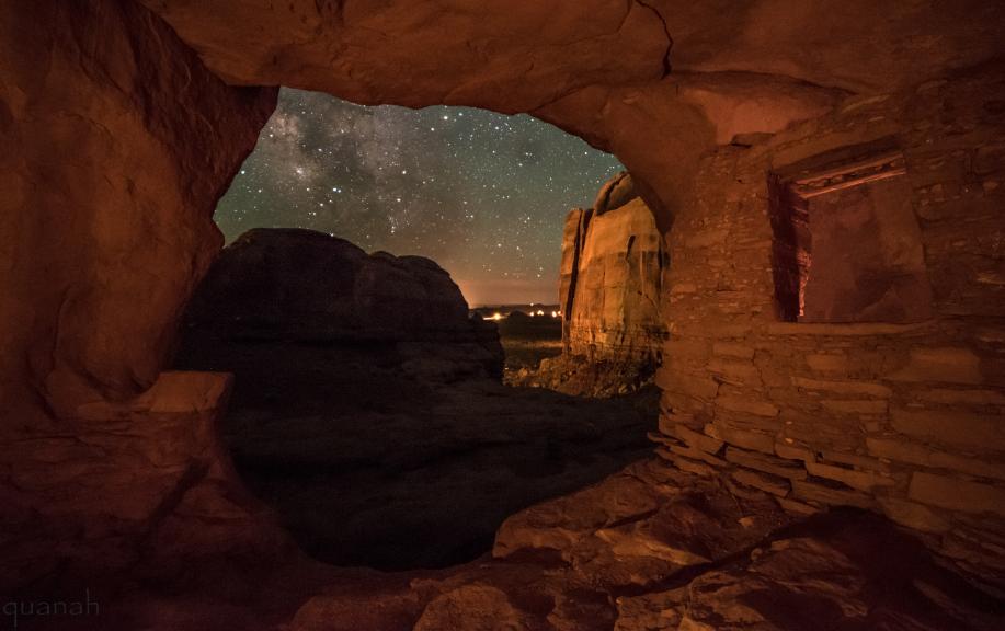 Anasazi galaxy