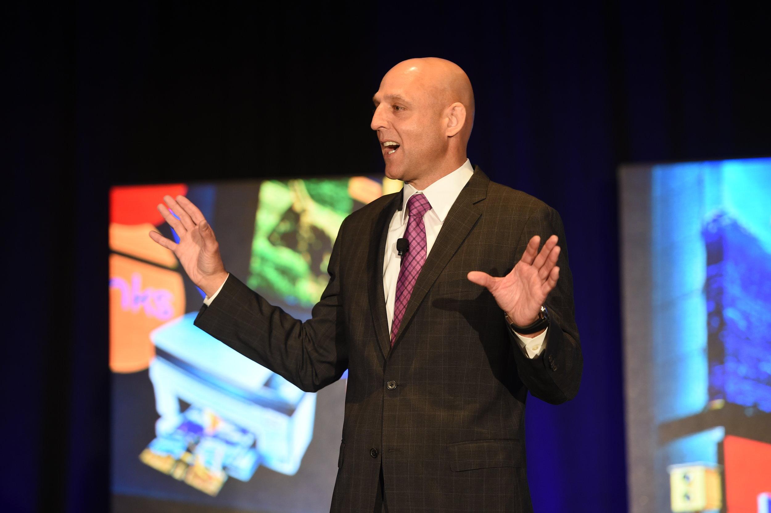 Michael Veltri Business Transformation Speaker