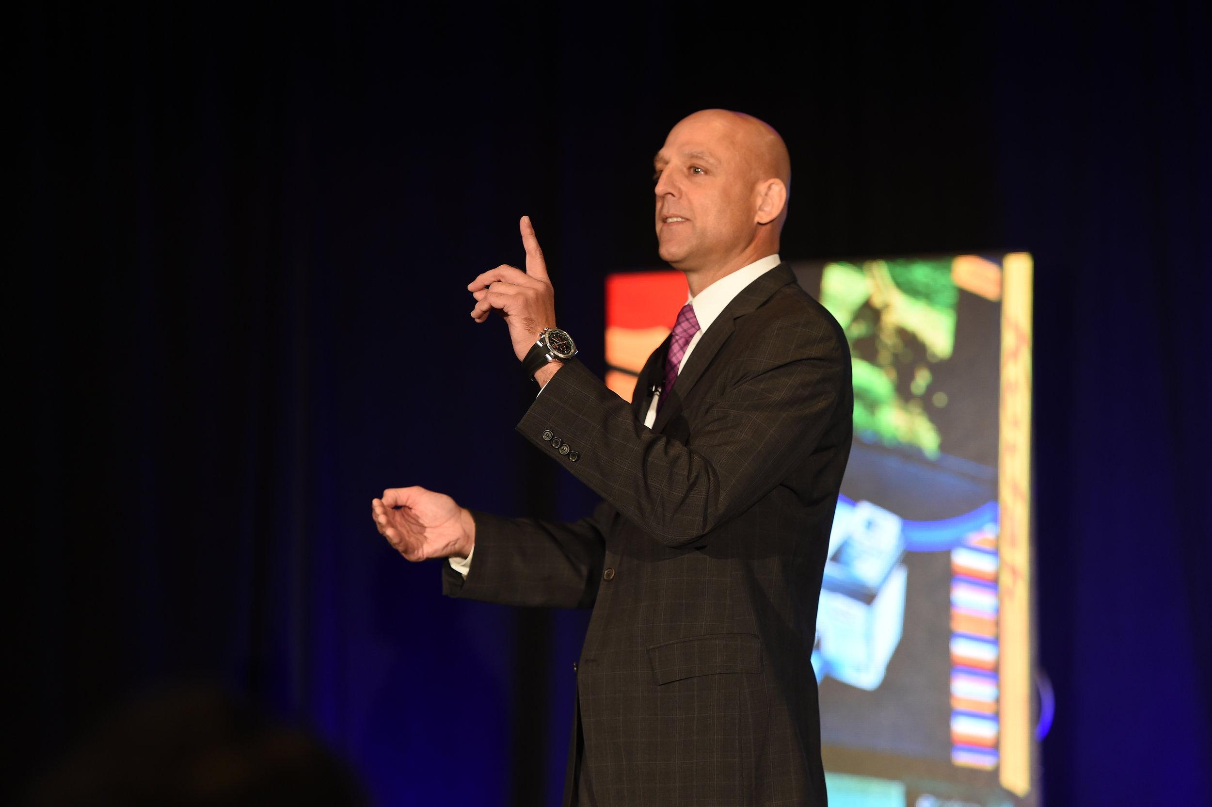 Michael Veltri Business Leadership Keynote Speaker