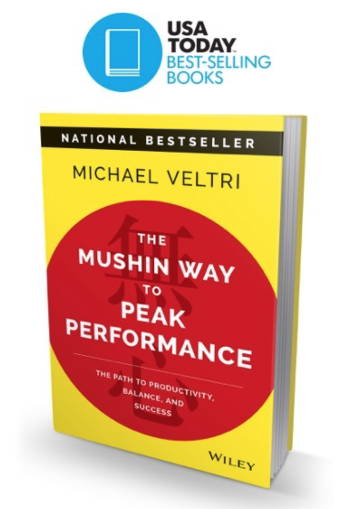 Nationwide Bestselling Business Author Michael Veltri
