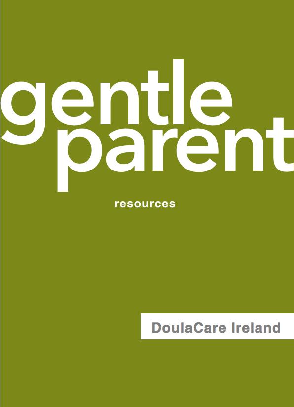 Gentle Parent Booklet