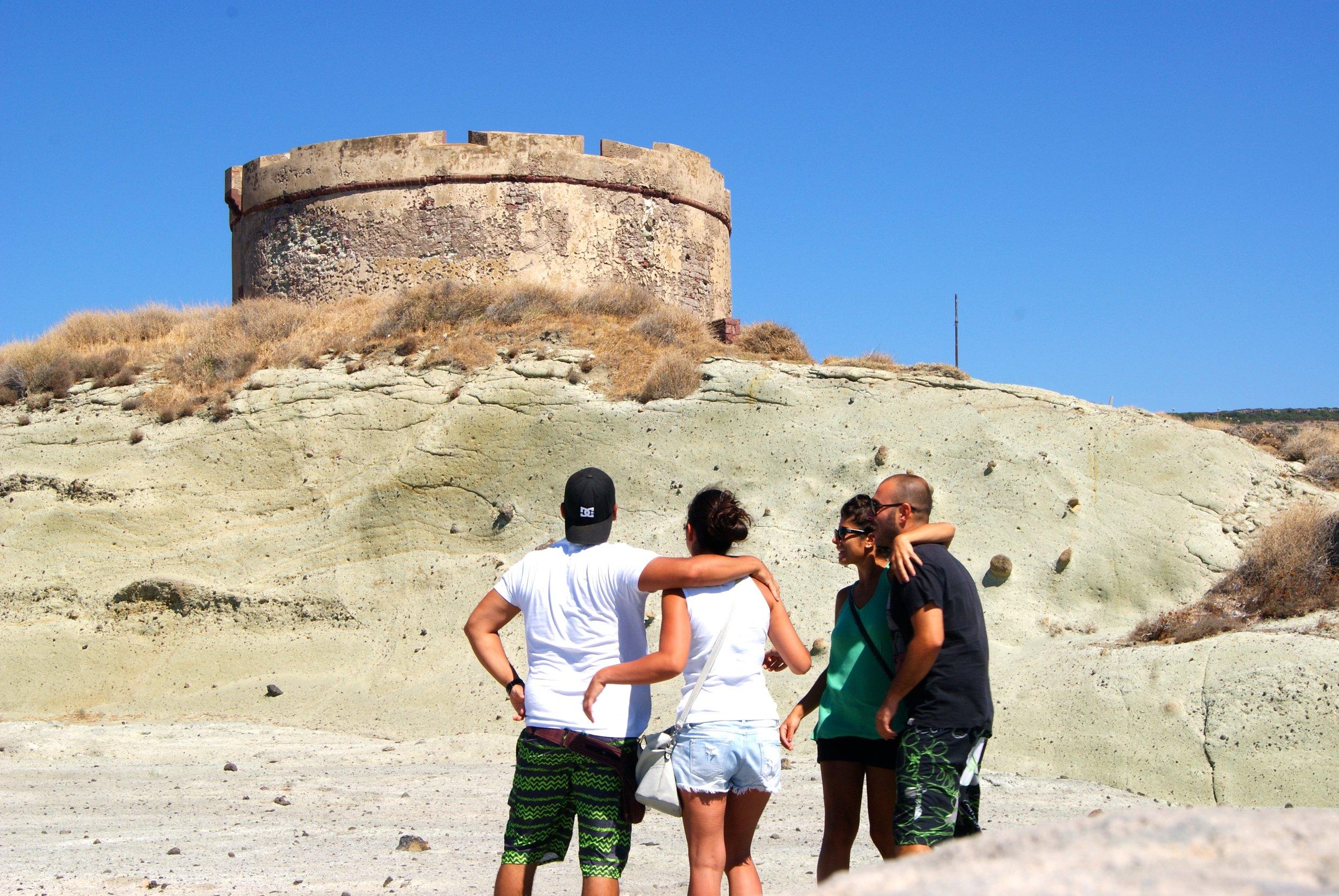 Personalised walking tour Bosa Sardinia