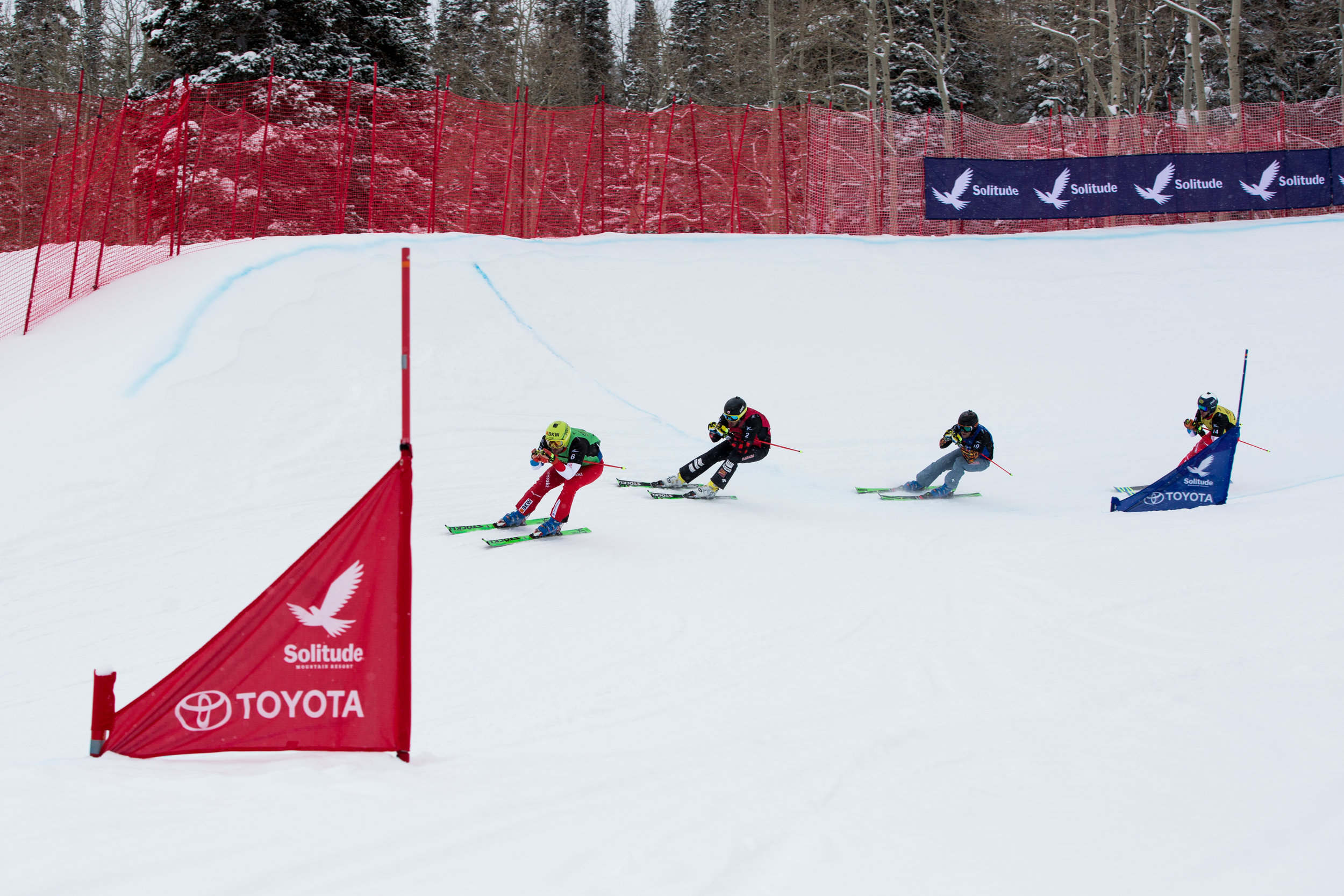 2017 Toyota U.S. Grand Prix - Skicross at Solitude Resort