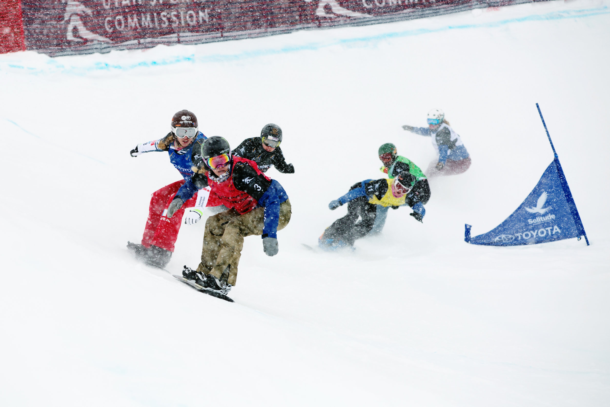 2017 Toyota U.S. Grand Prix - Snowboardcross at Solitude Resort