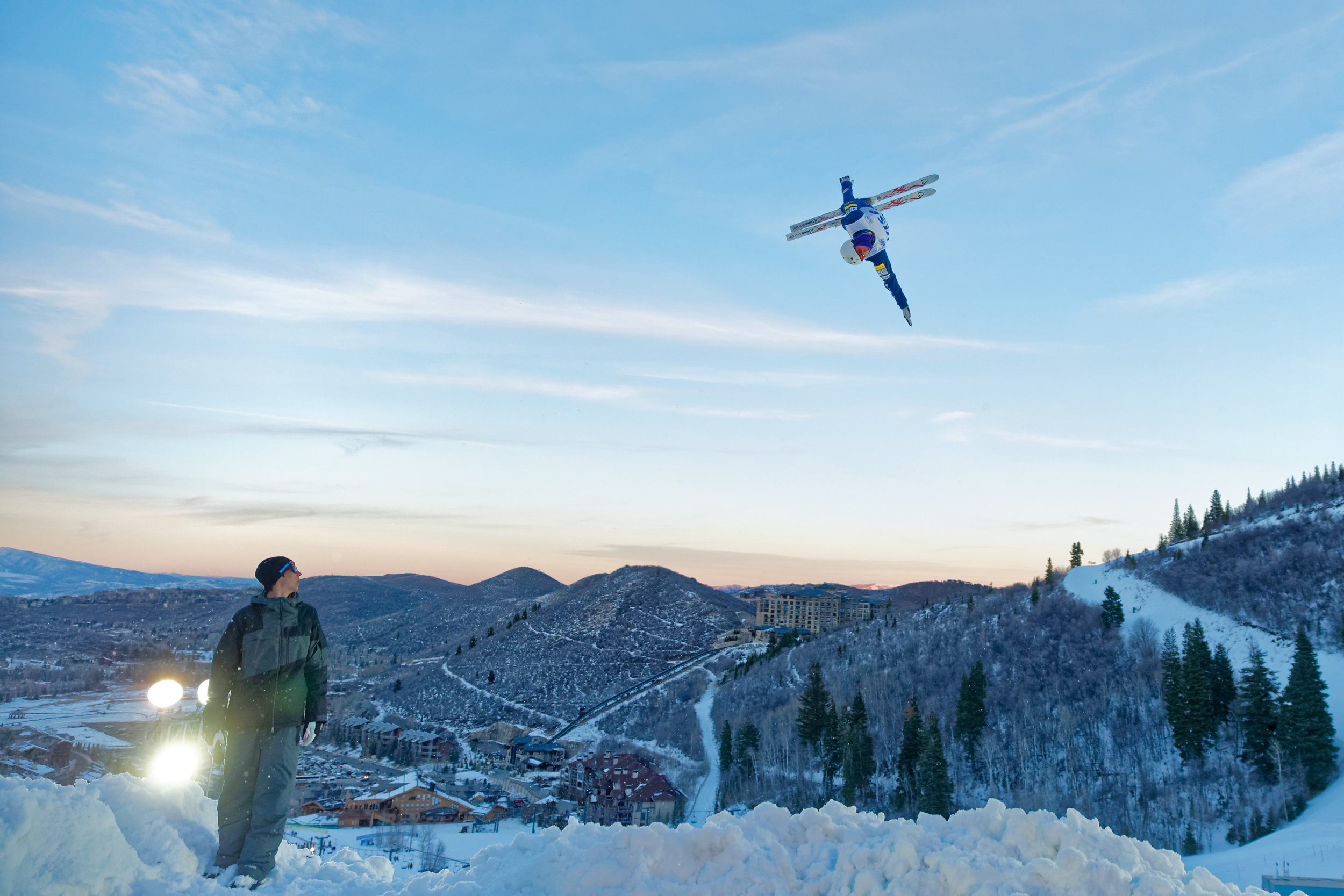 Aerials finals