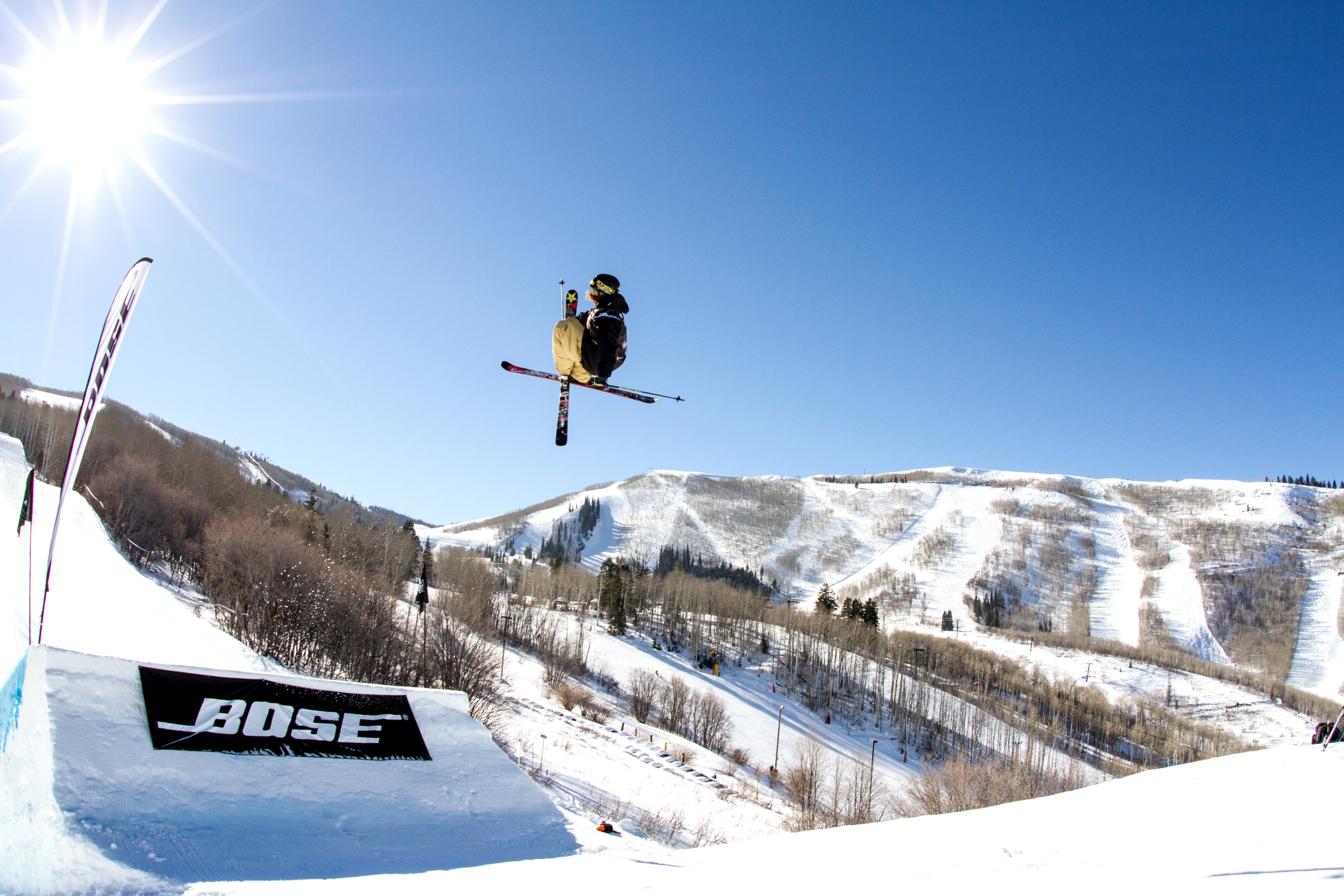 Slopestyle finals - Saturday