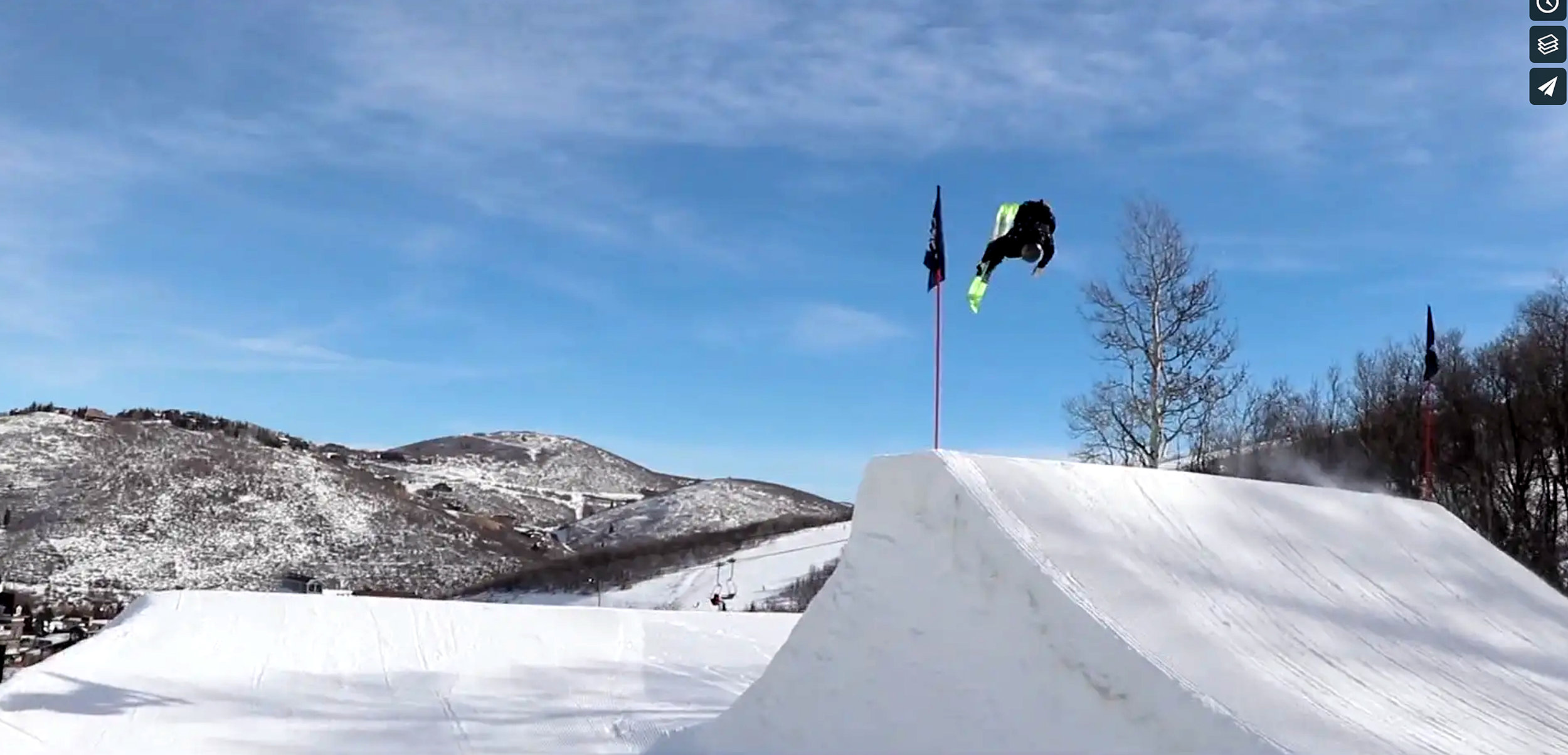 """Pushing the Boundaries"" by Jack Price was named the winner of the 2019 Breaking Boundaries Snowboard, Freestyle, and Freeski World Championships Youth Film Contest."