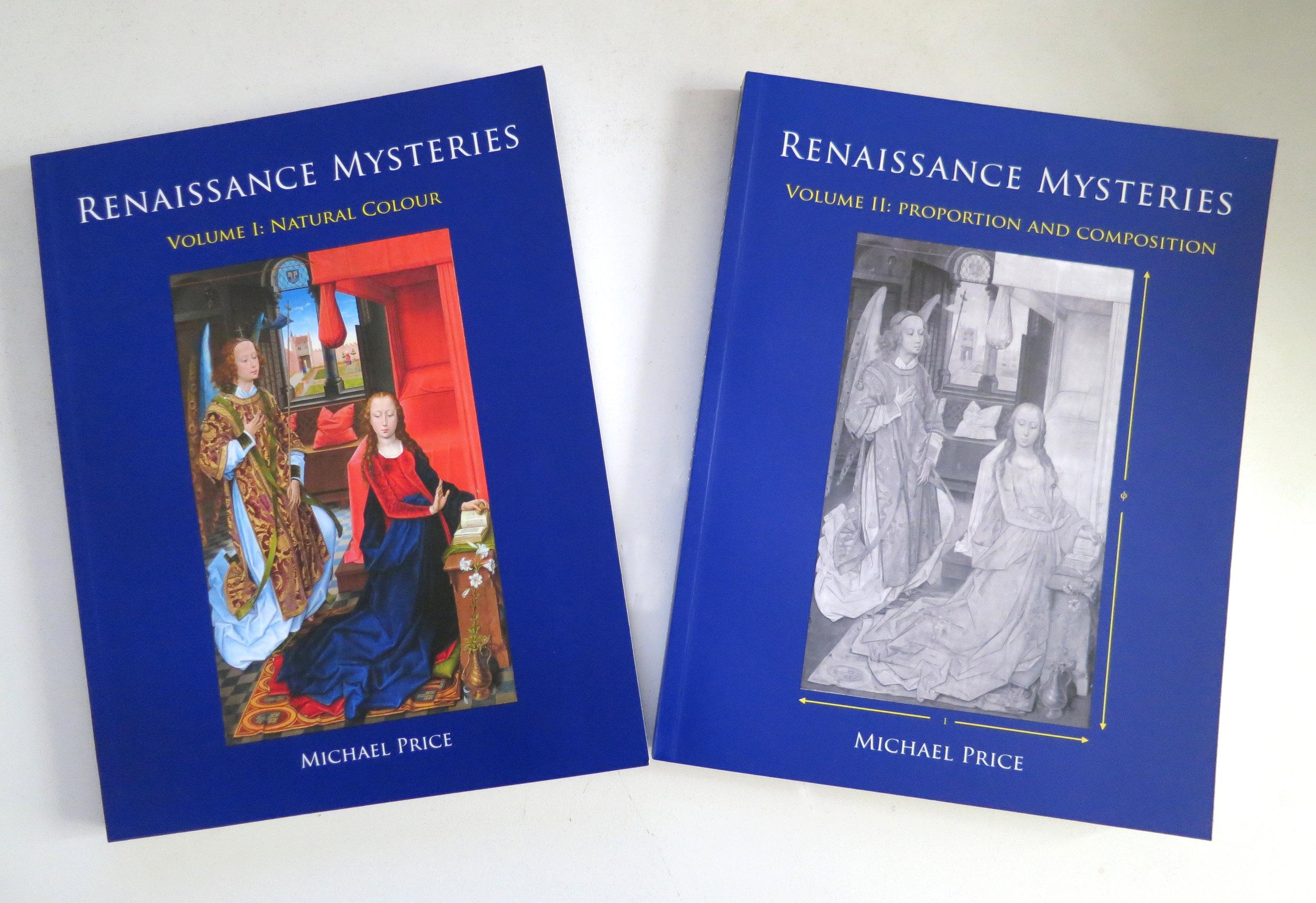 Renaissance Mysteries Volume I & Volume II