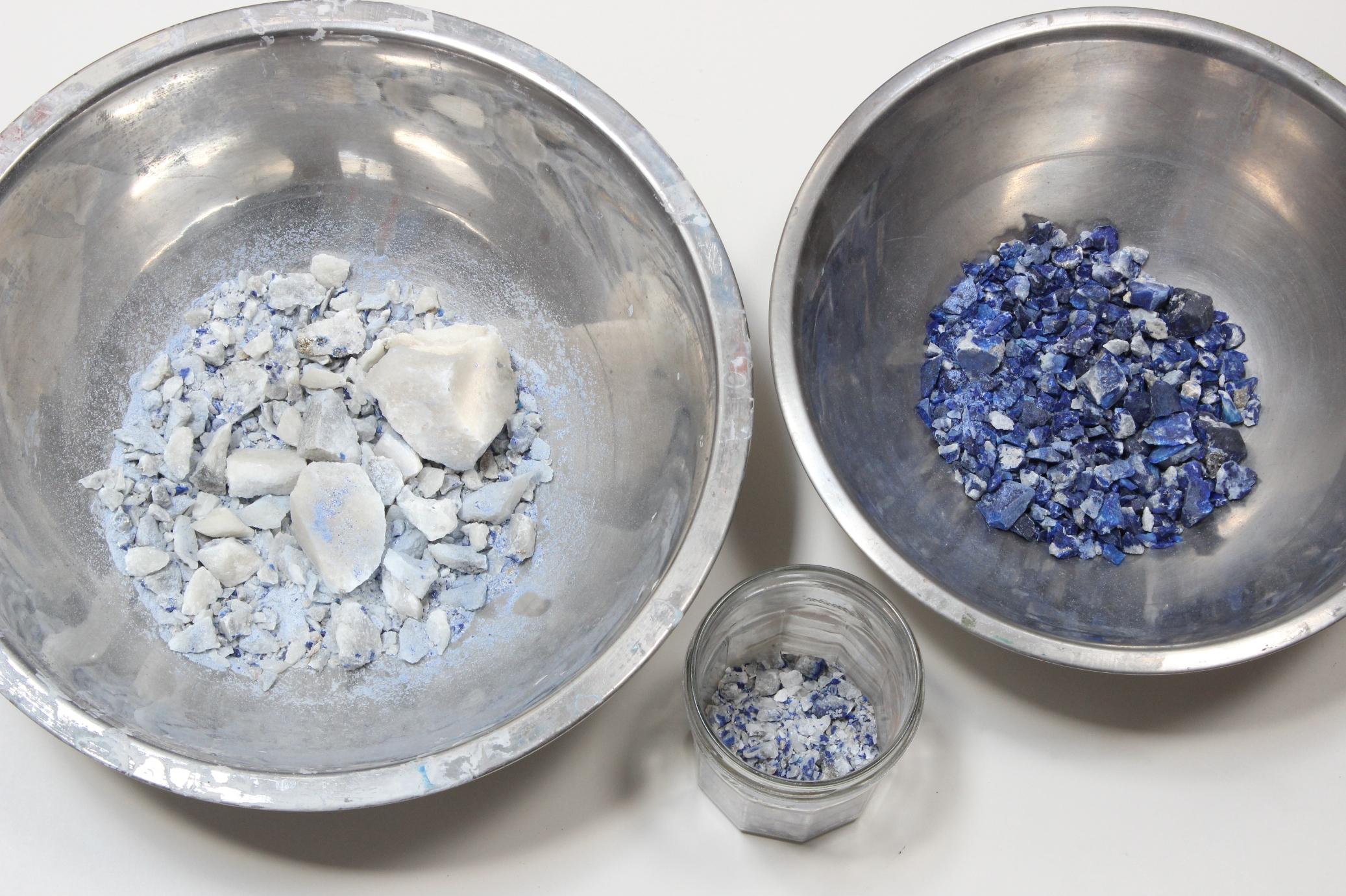 2. lapis lazuli and calcite.JPG