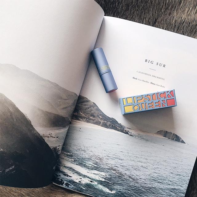 Morning' Sunshine, transformative lip colour by Australian born brand,Lipstick Queen.