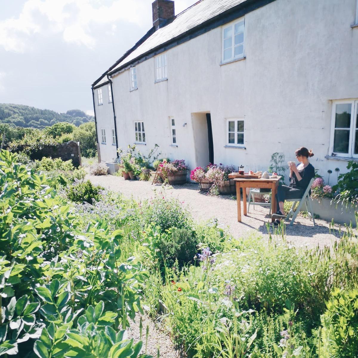 river cottage farmhouse