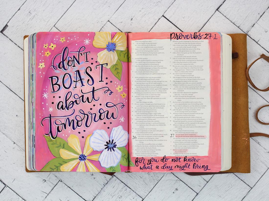 Makewells Proverbs 27