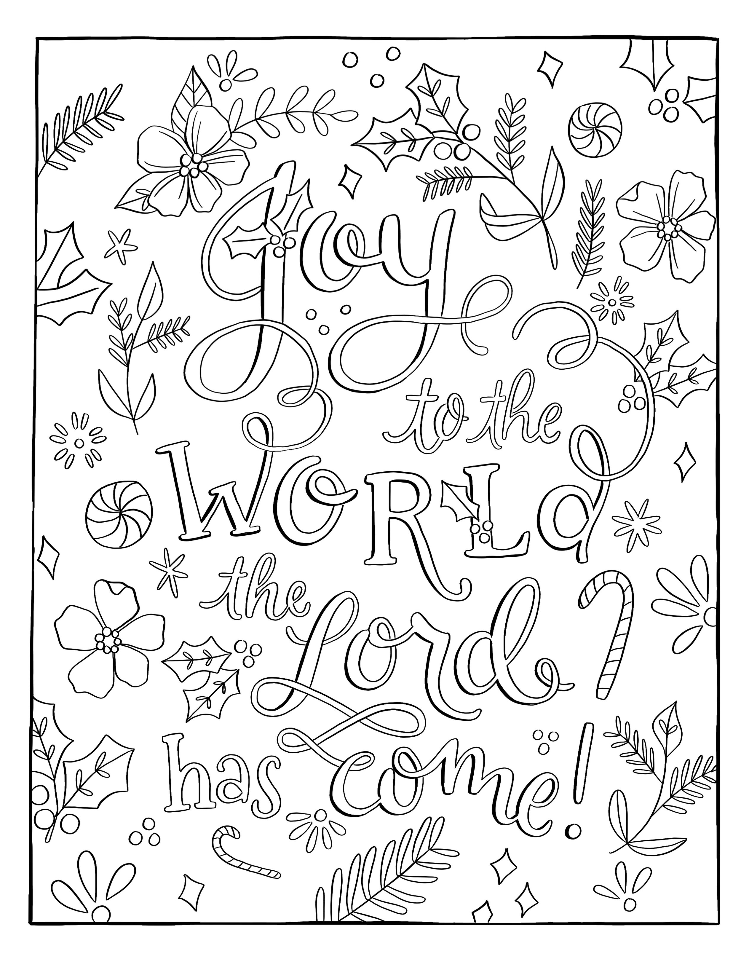 Makewells Joy to the World Coloring Page.jpg
