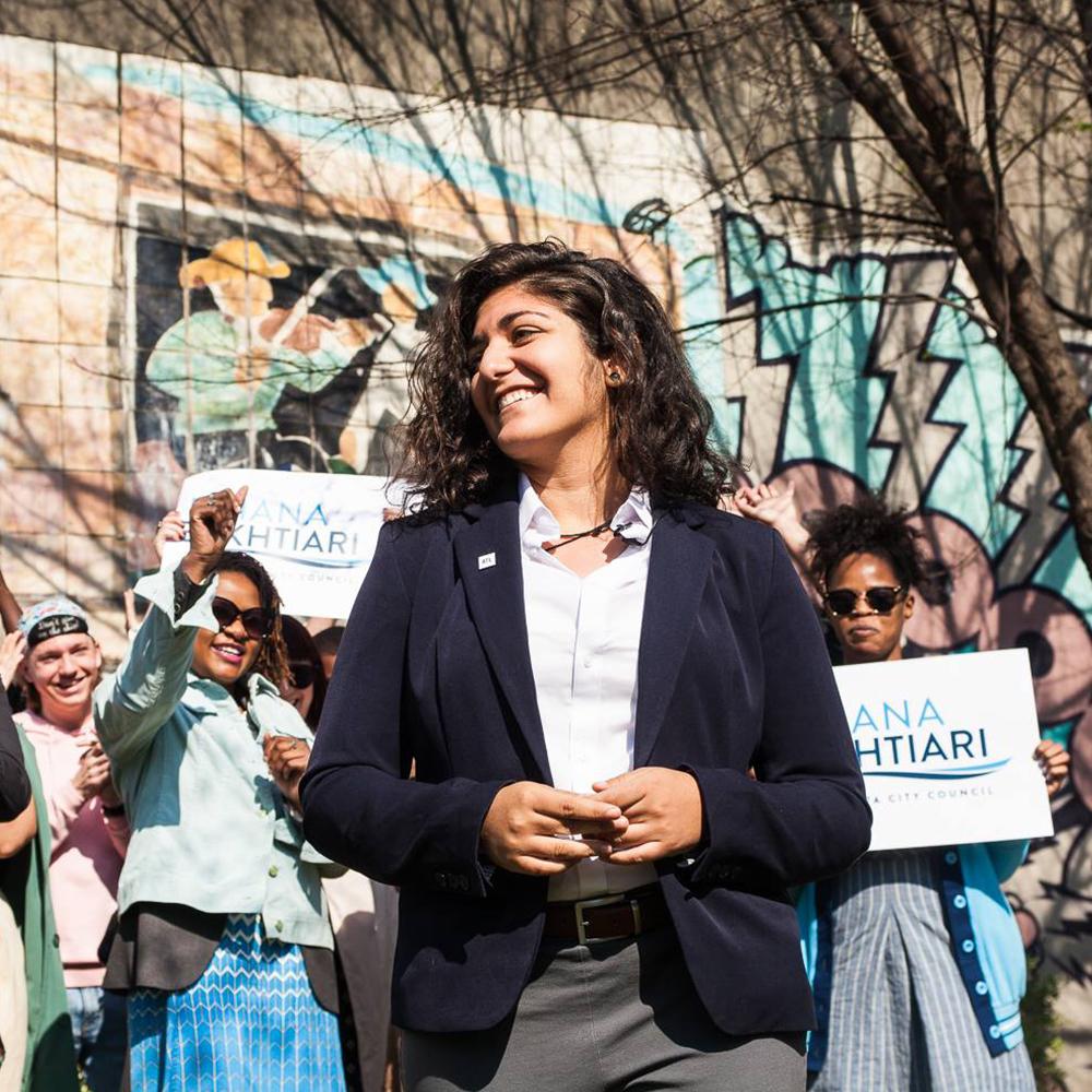 Liliana Bakhtiari, Candidate for Atlanta City Council