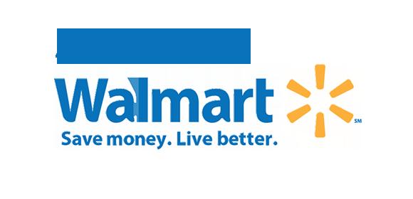 Available at Walmart