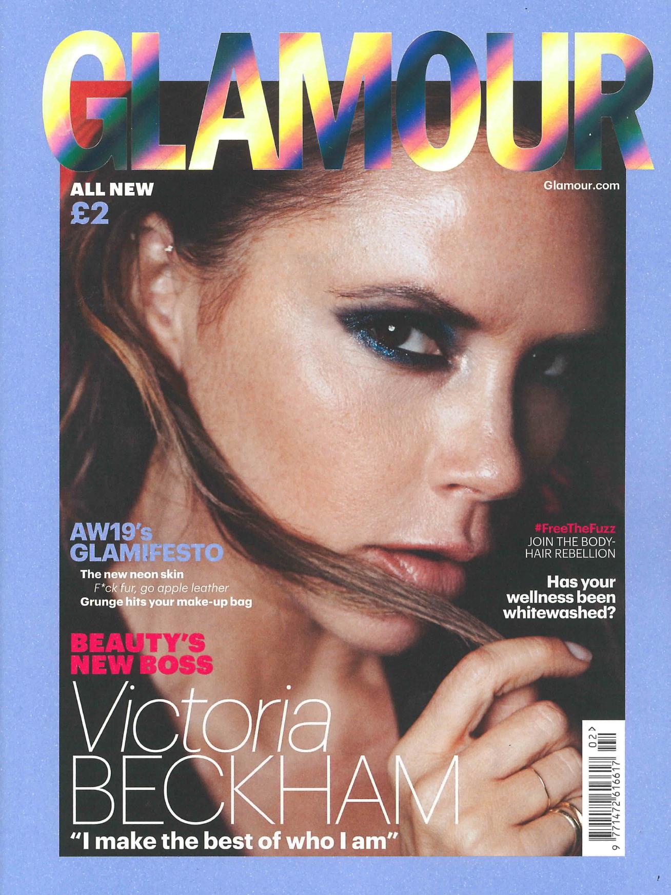 Glamour Magazine September 2019