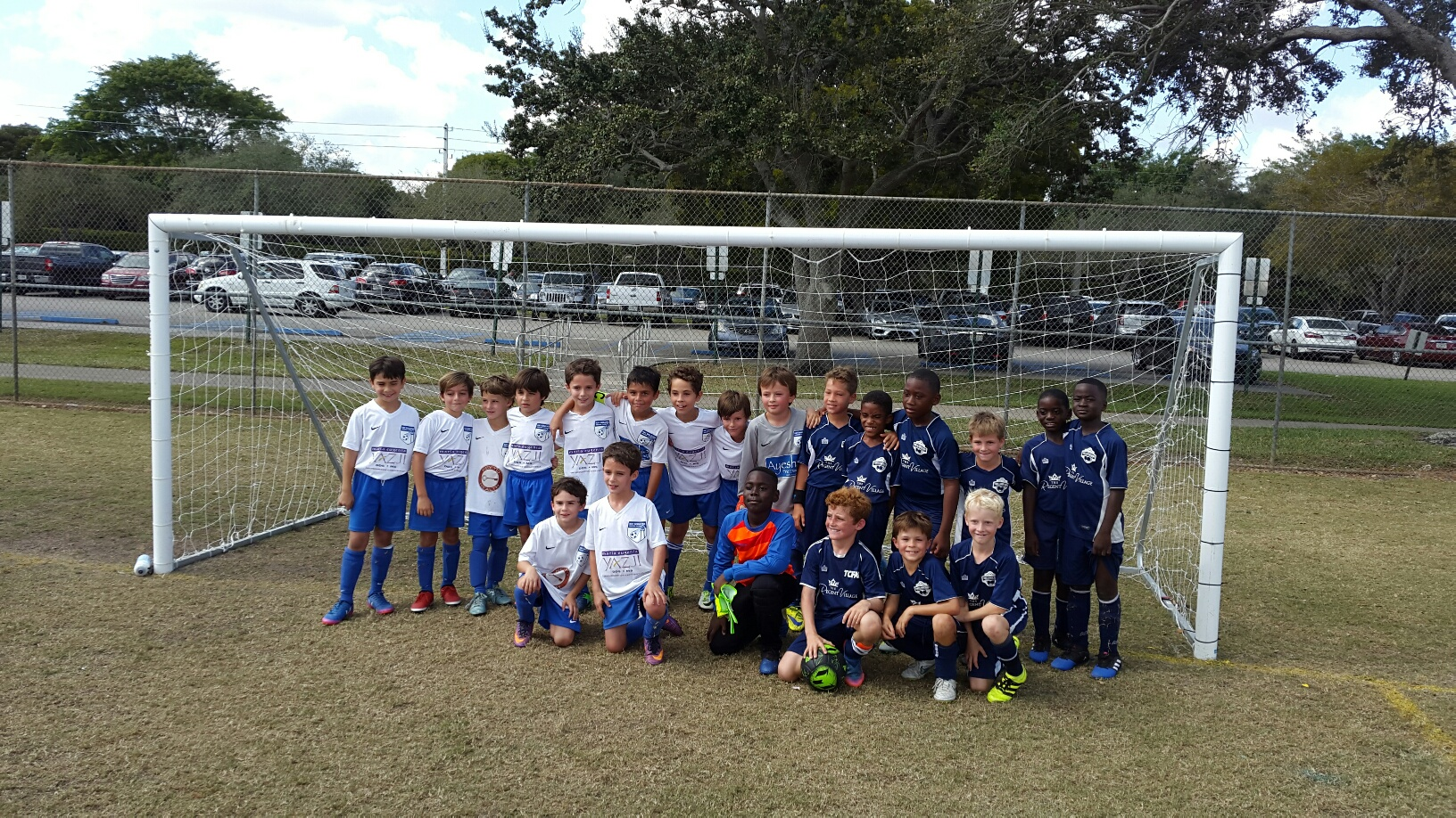 Boys U9 and Key Biscayne SC 2008 Premier.jpg