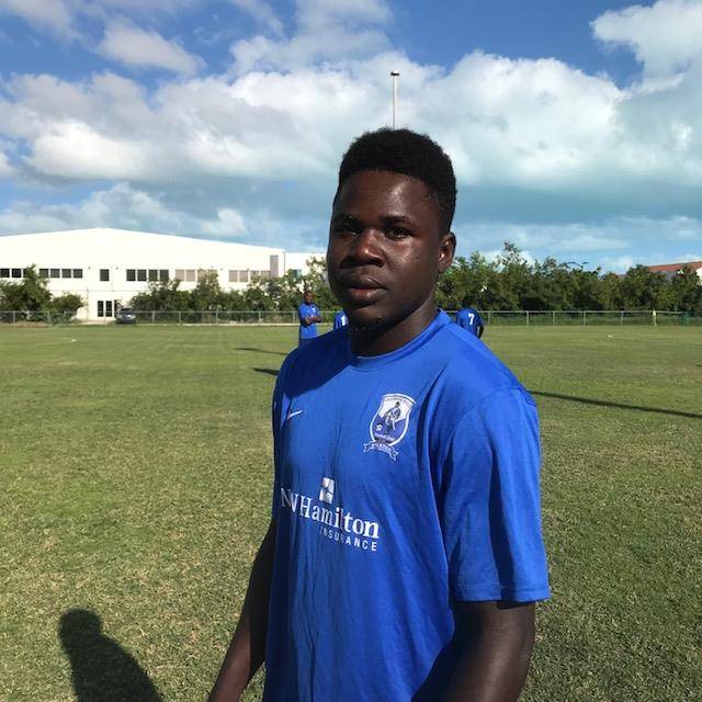 Player of the week: Jeanlis Job, Cheshire Hall