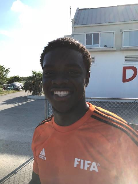 PLAYER OF THE WEEK:Ledson Jerome of Academy Jaguars