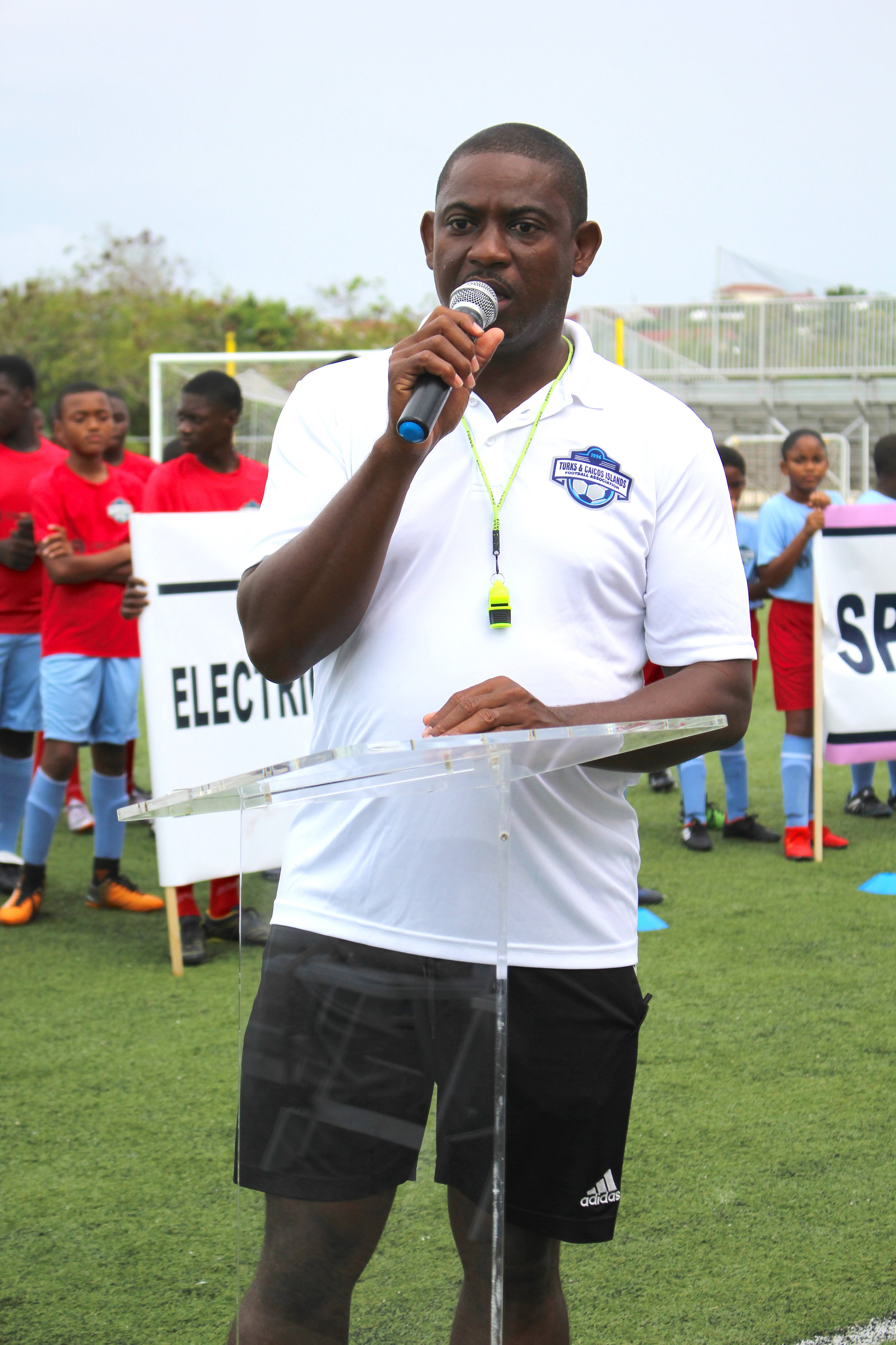 TCIFA Technical Director, Andrew Edwards