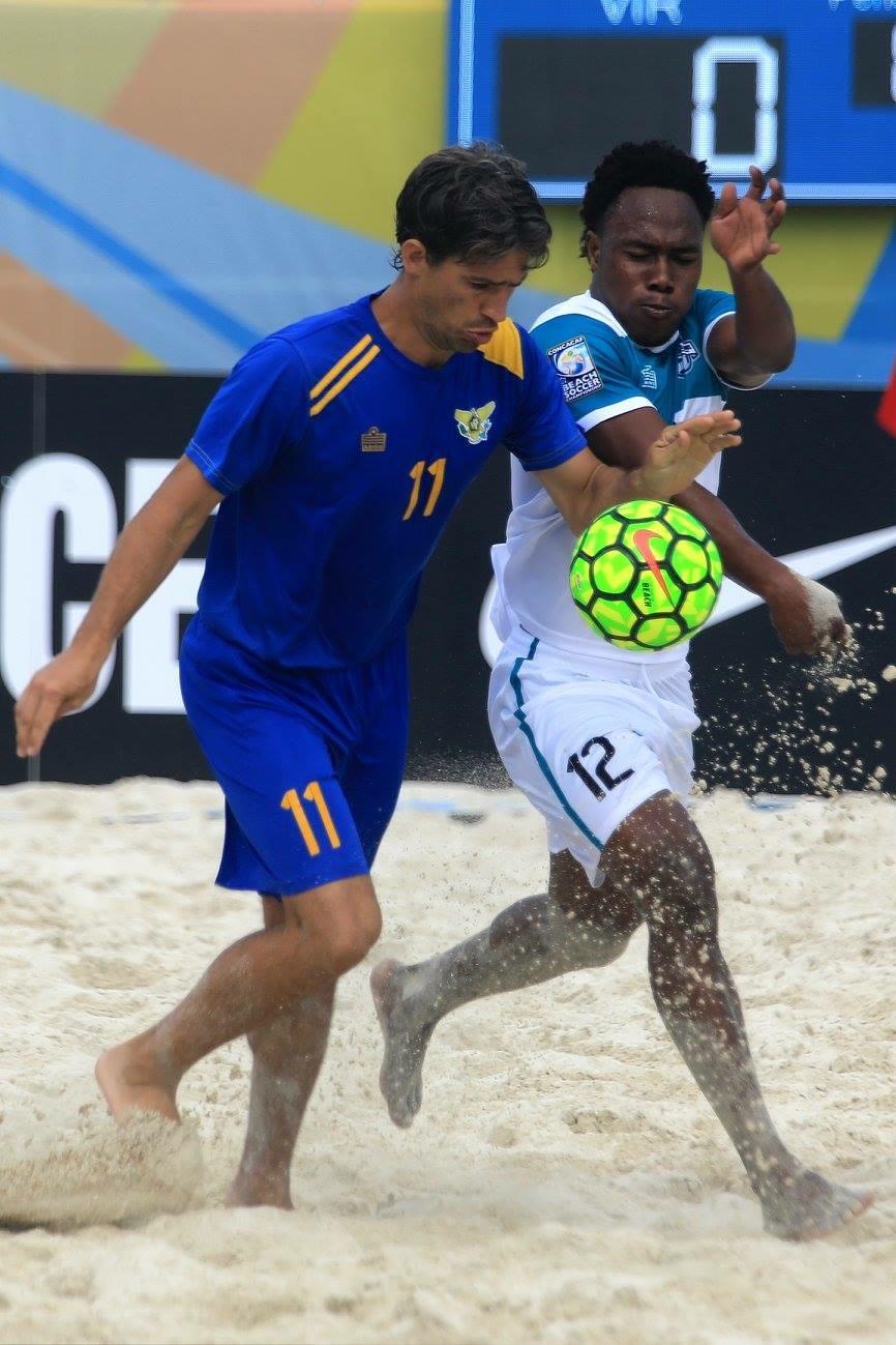 Concacaf Beach Soccer WCQ, 2015