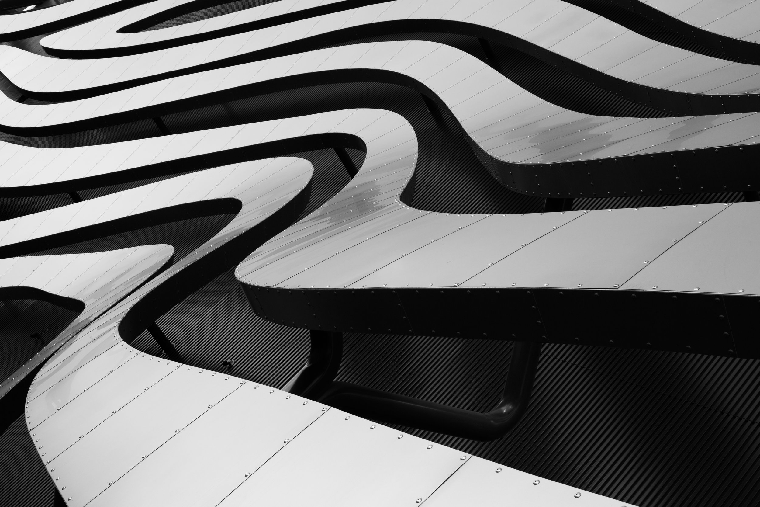 Petersen Automotive Museum, Los Angeles, CA