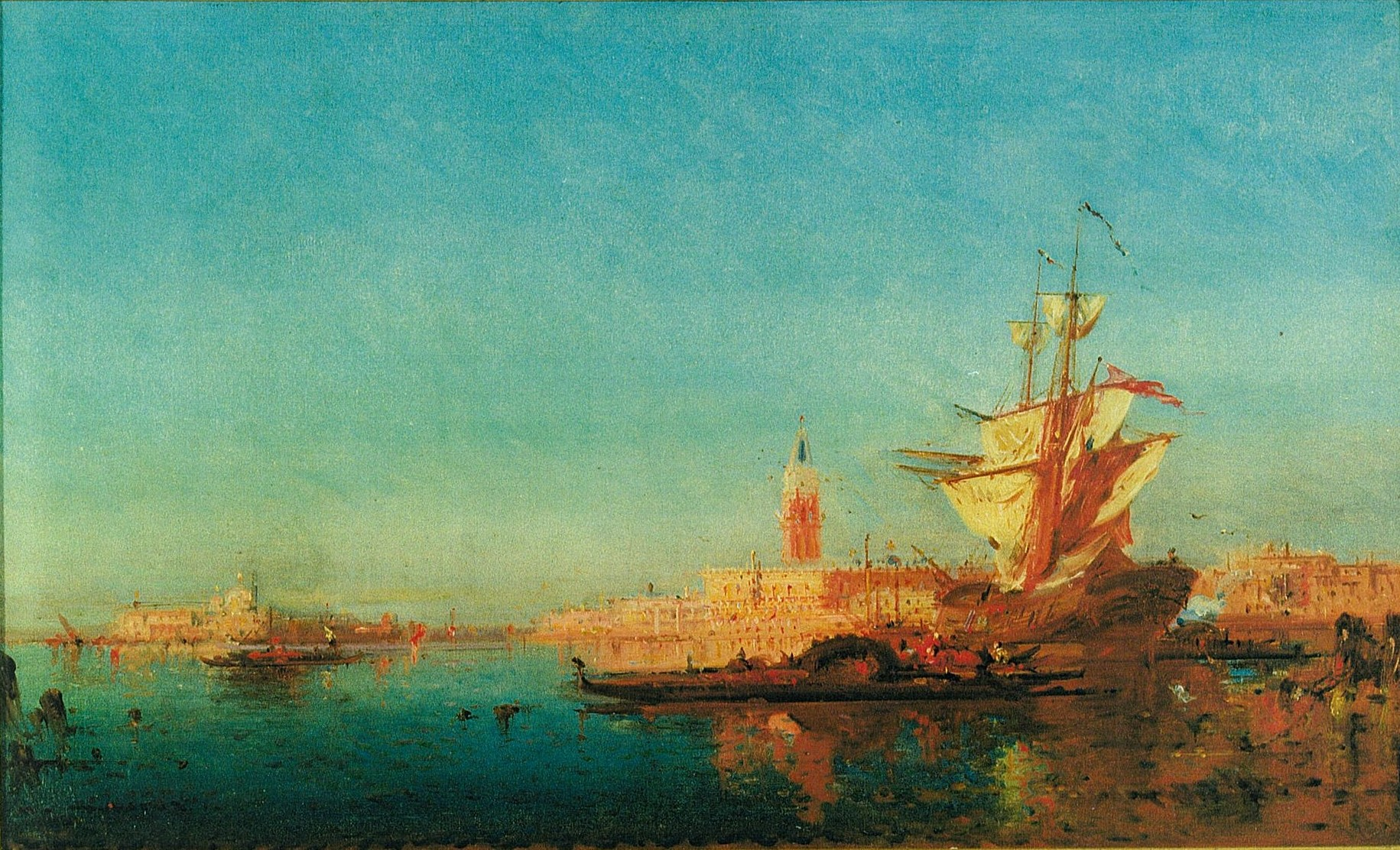Henri Duvieux, Venise, circa 1900.jpg