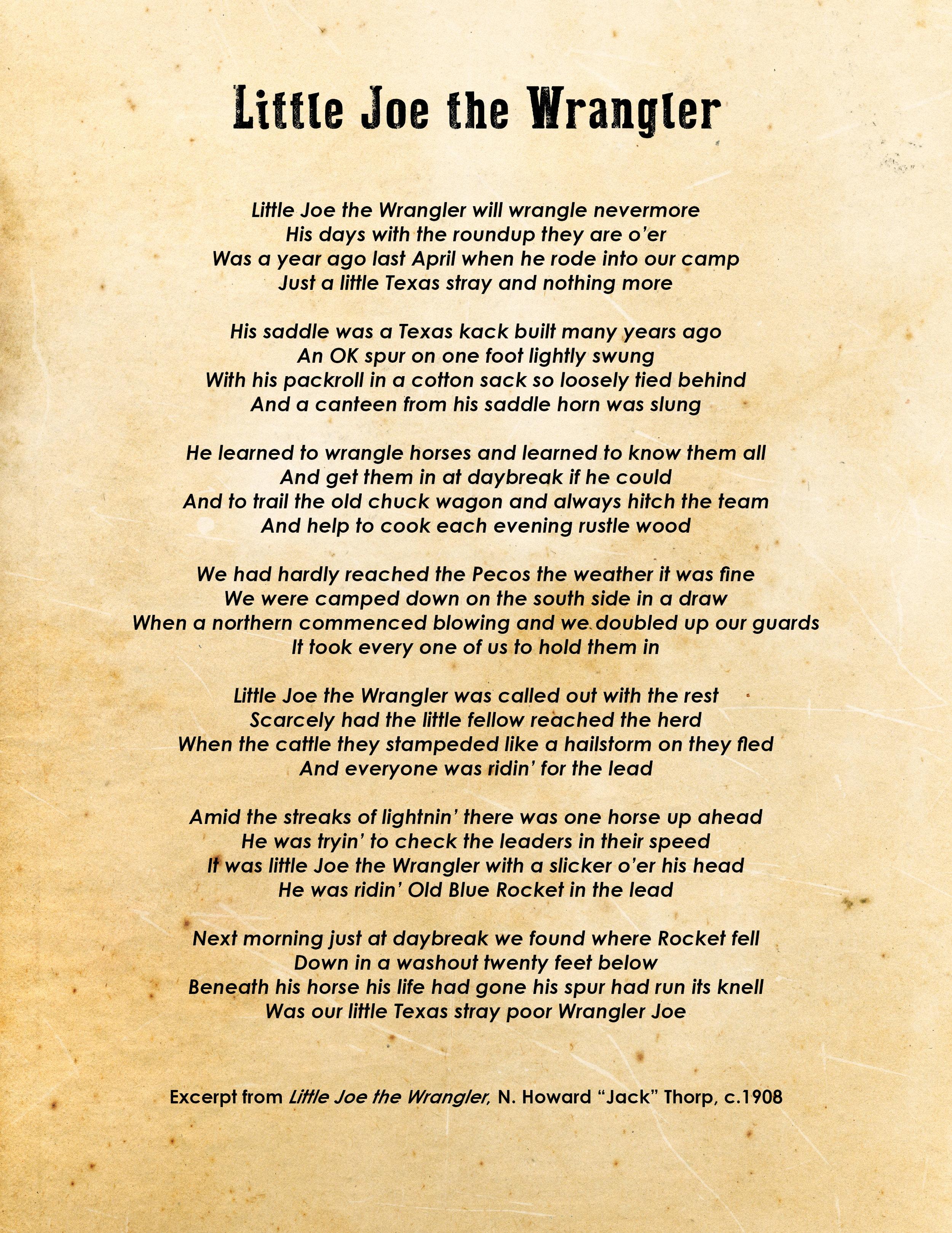 Little Joe Wrangler Poem.jpg