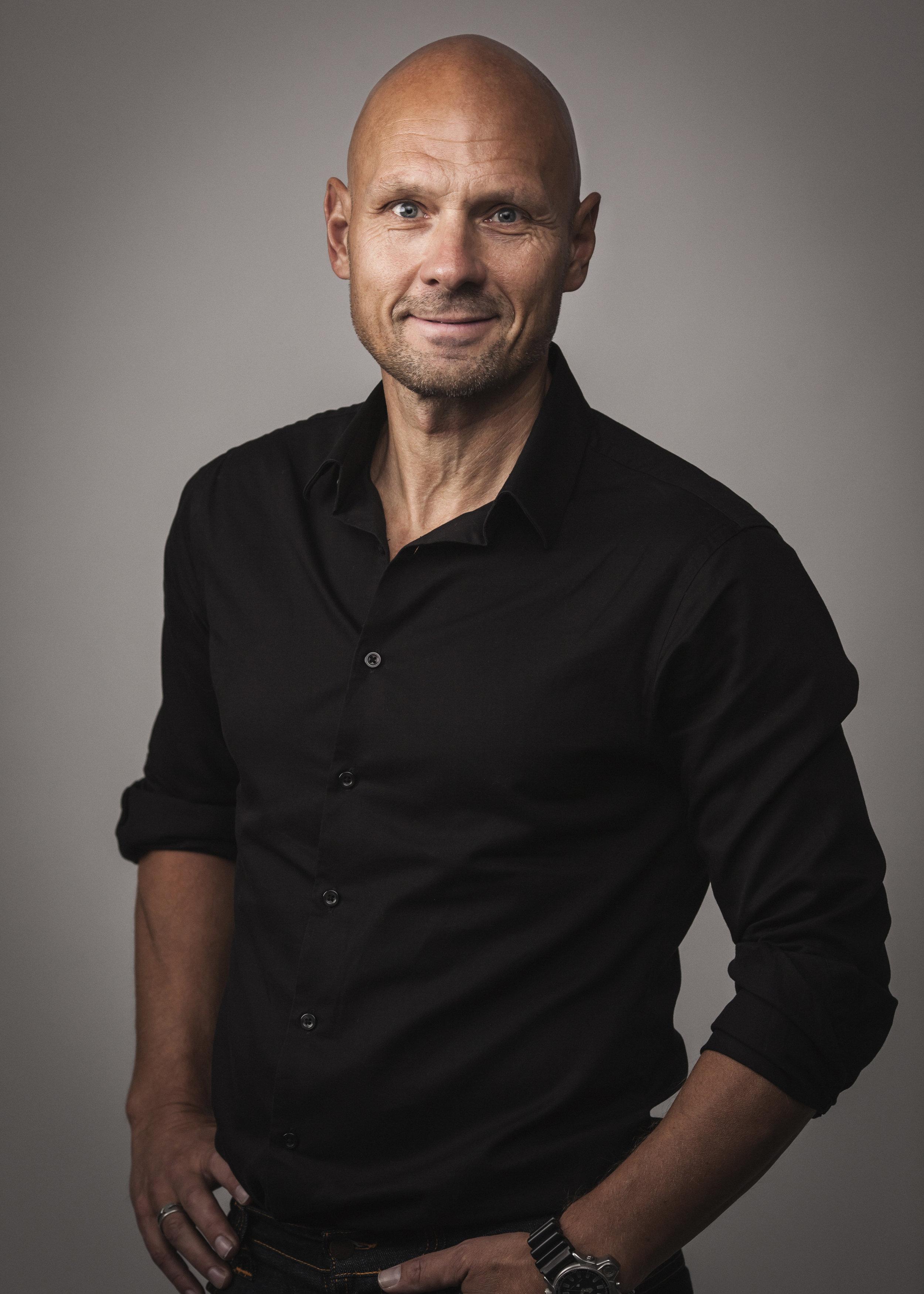 Magnus Österman ,  CEO EuroAcademy
