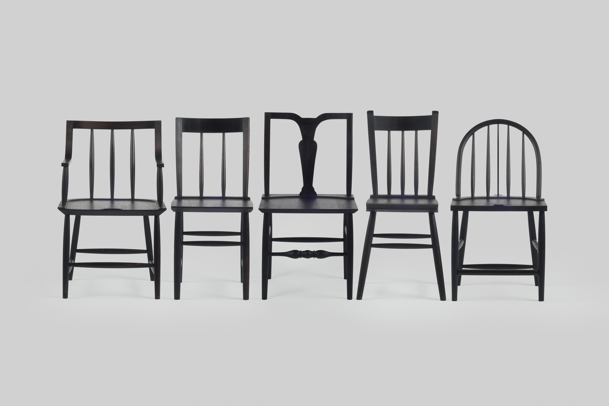 Five Chairs Walnut Ebonized.jpg