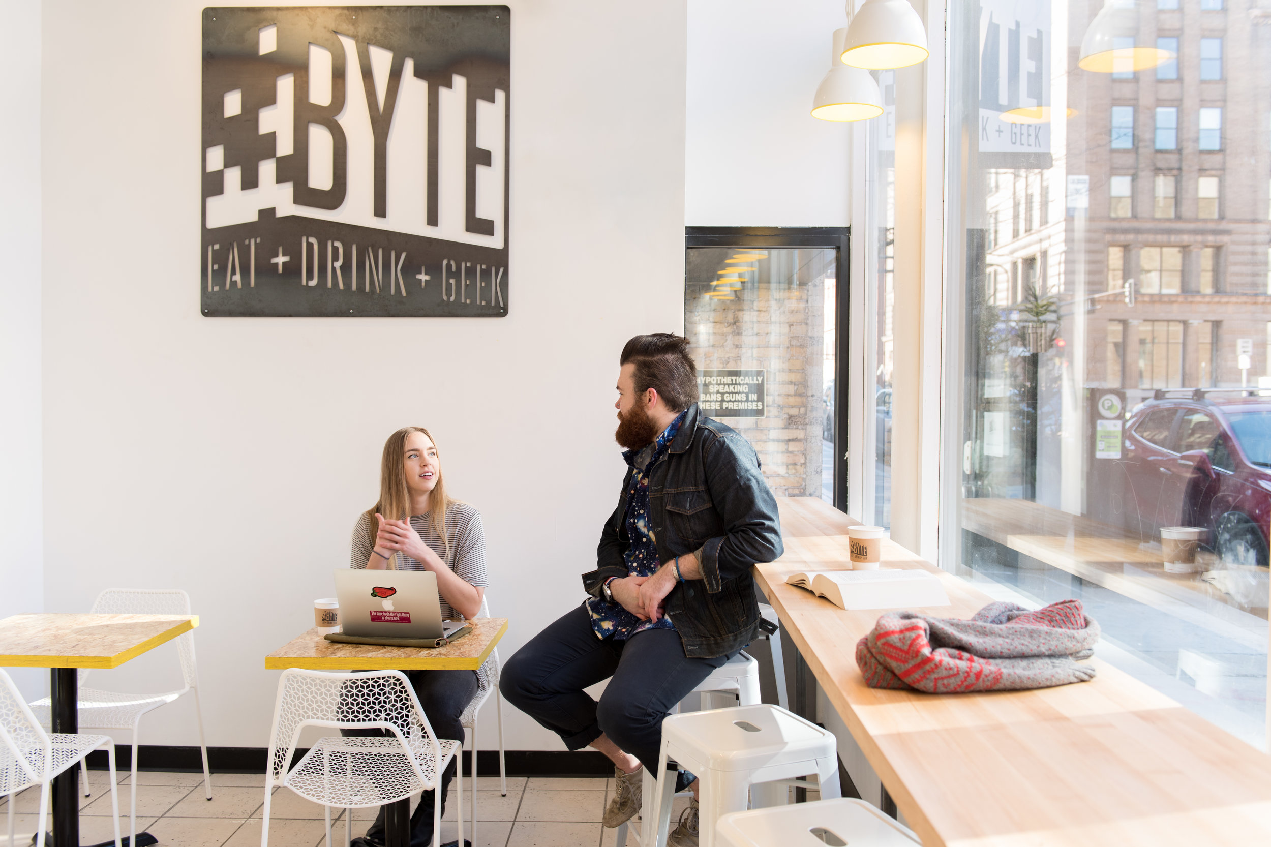 Byte | Vela Creative | Interior Design