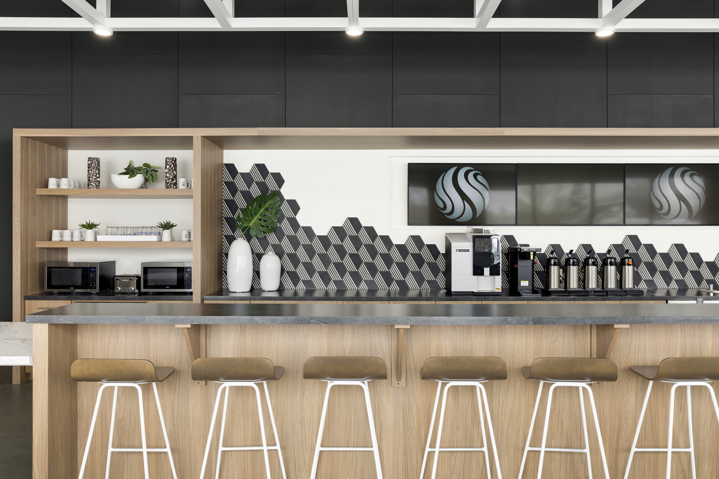 Kitchenette Design | Vela Creative Interior Design | Minneapolis