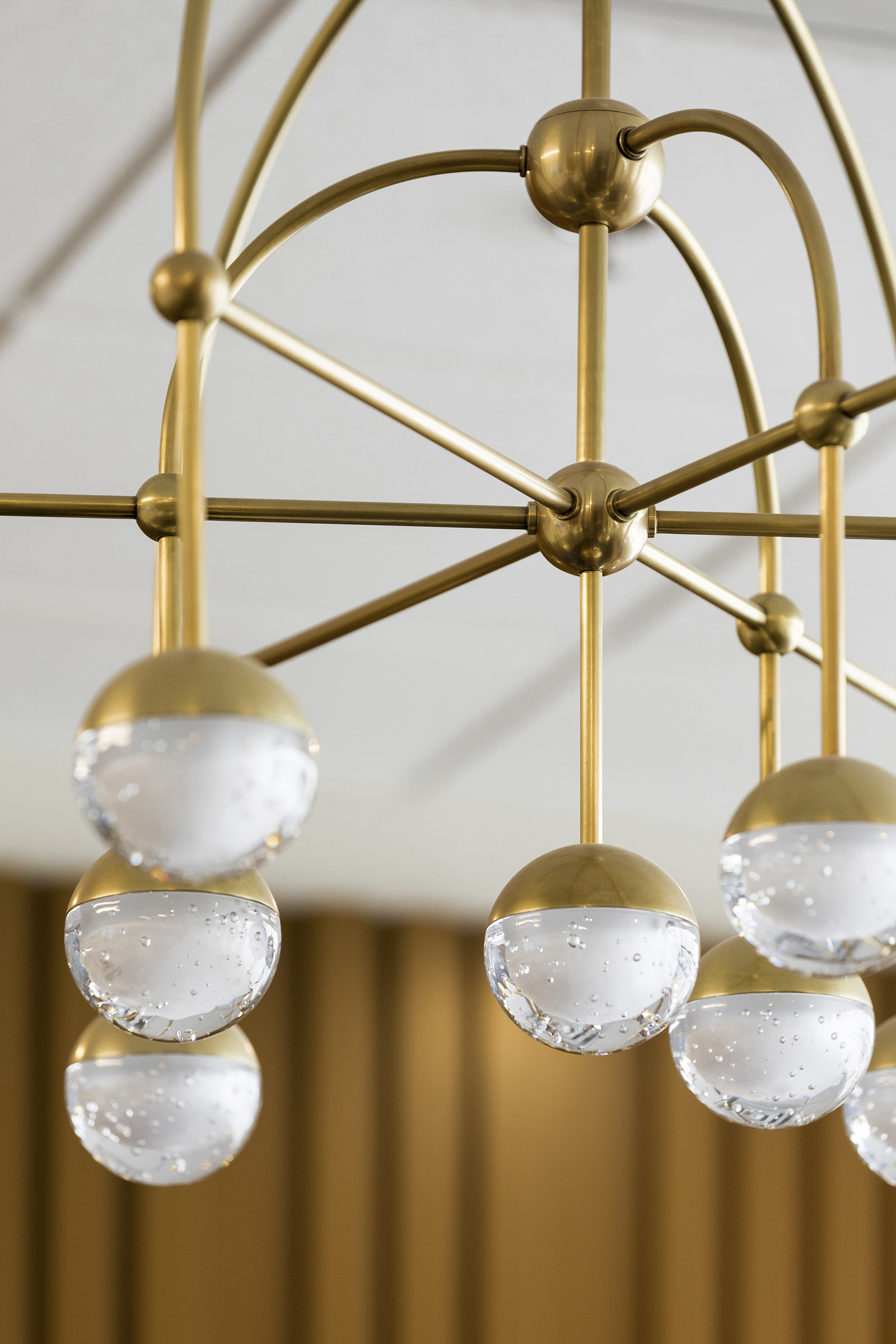 Modern Light Fixture | Vela Creative