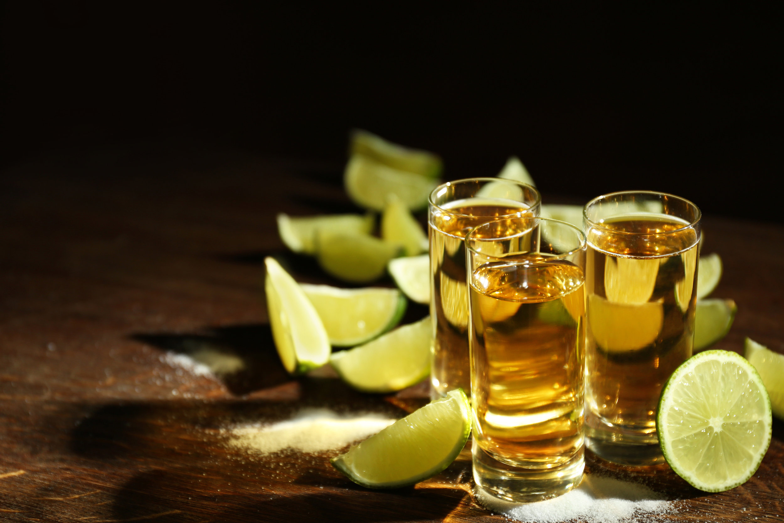 Lime Nane ve Tekila 3 Malzemeli Kokteyl