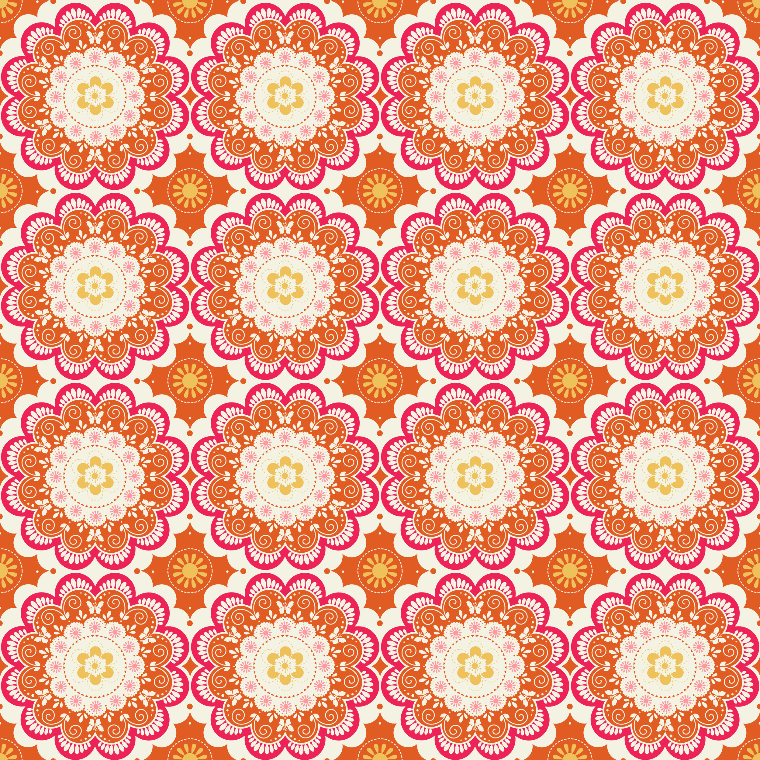 doily damask orange 300-01.jpg