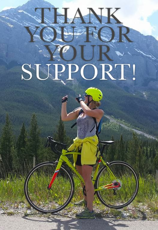 The Branch Out Bike Tour happens June 17th, 2017 in Panorama BC! I hope to see you there!