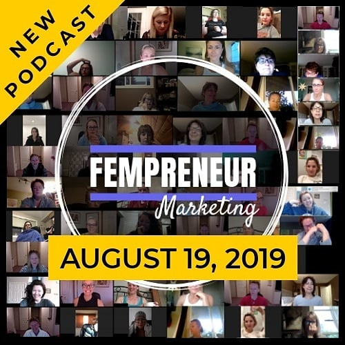It's almost here!! The primer episode should be live in less than 24 hours. Stay tuned @yycfempreneurs to know as soon as you can have a listen ladies!! 🌻🌼🌷🏵🌹🥀🌺🌸⚘