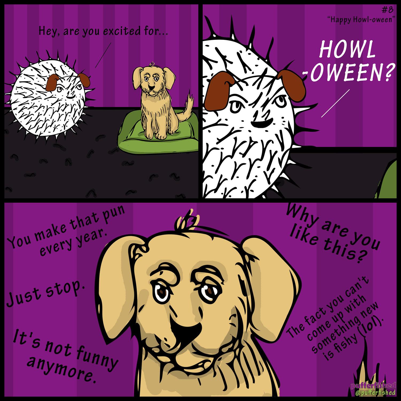 Happy Howl-oween